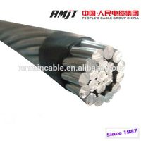 All aluminum stranded AAC conductor/HDA conductor