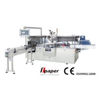 automatic box type facial tissue paper packing machine