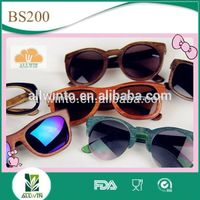 TOP Sell Bamboo Wood Sunglasses