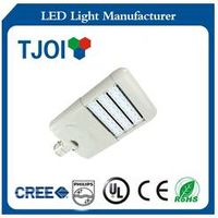 Aerodynamic styling RL2R Series Street Light Universal Input Voltage 90W LED Road Light fixture