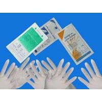Latex Examination Glove/Medical Gloves