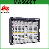 Huawei GPON EPON OLT MA5680T with a maximum 1024 pots/ports