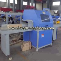 Zhengzhou Invech AutomaticCut-Off Saw for Wood Timber thumbnail image