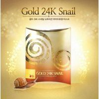 Natural Snail Essence Face Mask Pack thumbnail image