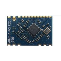 Long distance RF transceiver and receiver module CC1120