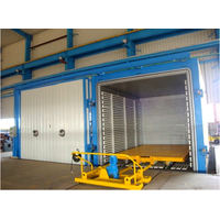Automatic control system transformer vacuum drying equipment