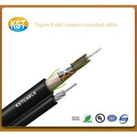 manufacturer optical cable/Figure 8 self-supporting stranded fiber cable PEsheath thumbnail image