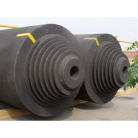 High Quality Carbon Graphite Electrode Rod For Steel Casting thumbnail image