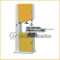 Semi auto jumbo roll Saw slitting machine log Saw cutting machine thumbnail image