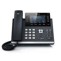 Yealink Ultra-elegant Gigabit SIP IP VOIP OFFICE PHONE TELEFONE HD Technology SIP-T46G T46G Spanish  thumbnail image