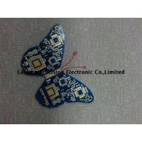 100mm*100 mm,2layer,10pcs,Custom PCB Fabrication-Free shipping
