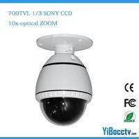 PTZ dome camera/ mini speed dome camera China factory - yibocctv.com