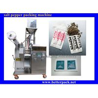 BT-40B-2 Salt-pepper twin pack machine seasoning sachets packing machine
