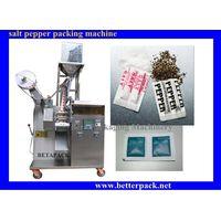 BT-40B-2 Salt-pepper twin pack machine seasoning sachets packing machine