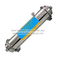 Stainless steel UF water purifier(UF-2000L)