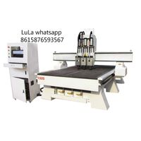 1325 Multi-spindles woodworking cnc router