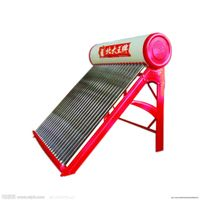 Solar energy water heater special polyester powder coating
