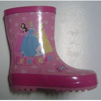 kids' rubber rain boots