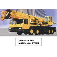 8-200 ton truck cranes