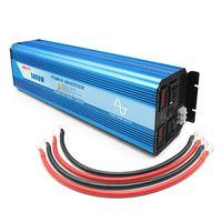 5000W DC to AC solar hybrid pure sine power inverter for solar system