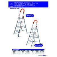 Aluminum step ladder, housework ladder, 5 step thumbnail image