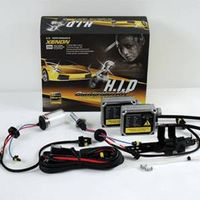 HID xenon light kit with high quality ballast
