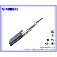 New Mutiple Core Self Supporting LSZH FTTH Buffered Cable