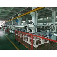 Fully automatic automotive glass production line