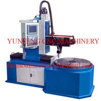 CNC engraving machine for tyre mold