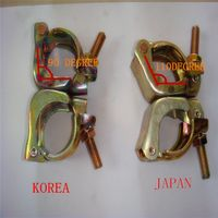 Aluminium Scaffolding Clamp Fixed Scaffold Clamp Swivel Scafflod Clamp, Japan Clamp, Korea Clamp
