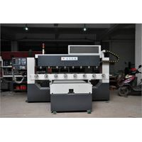 XKR series Multi head rotary carving machine
