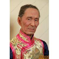 Mongolia old man