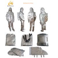 Aluminum High Temperature Working Heat Protective Suit