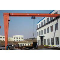 Hot Sale! Top Quality Single Girder Semi Gantry Crane