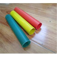 colorful high temperature glass fiber tube insulated fiberglass pipe for thermo electric plant thumbnail image