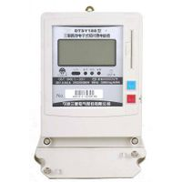 DTSY188 Three-phase electronic pre-payment kilowatt-hour meter thumbnail image