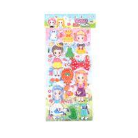 Dressing Sponge Sticker For Girls thumbnail image