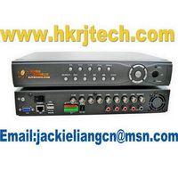H.264 8CH DVR (8CH Video; 4CH Audio) thumbnail image