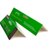Custom CMYK Offset Printing Paper Card for Packaging