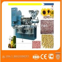 high efficiency 6YL series screw oil press machine