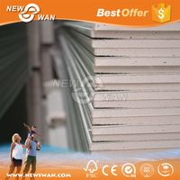 Green Core Waterproof Gypsum Board