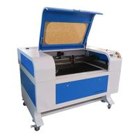 Laser Engraving & Cutting Machines Model:-MarkSys-EC6.4