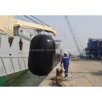 D1.5mxL3m dock rubber marine fender floating fender