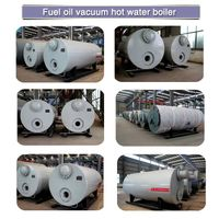 WNS Oil and Gas Fired Hot Water Boiler
