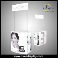 DM PE+ABS Promotion counter,Promo table