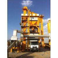 sanovo LB1000 asphalt mixing plant