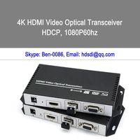4k HDMI to Fiber converter and extender thumbnail image
