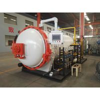 carbon fiber high pressure reactor autoclave from industrial customized supplier of China