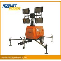 41000W Hydraulic Mobile Light Tower