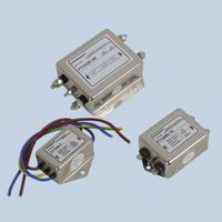 AC high voltage series filters